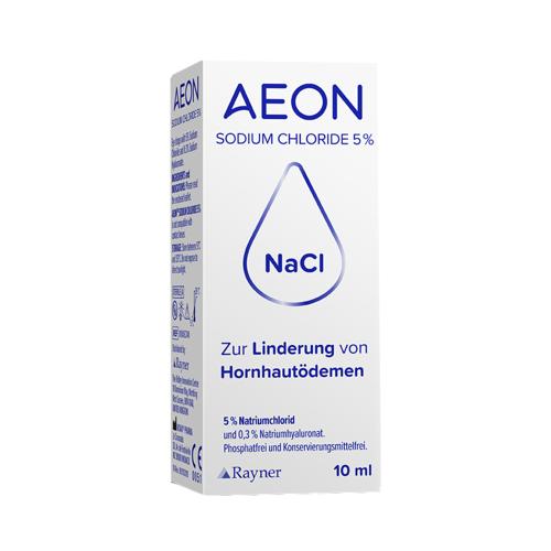 AEON Sodium Chloride 5% Augentropfen 10 ml