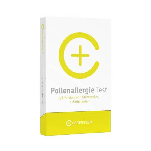 CERASCREEN Pollenallergie Test Blut 1 St