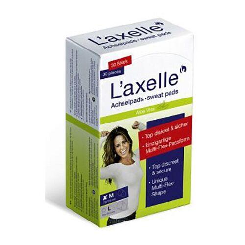 LAXELLE Achselpads mit Aloe Vera Gr.M 30 St