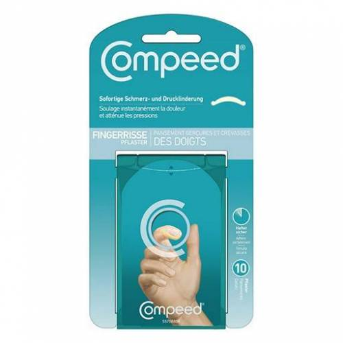 COMPEED Fingerrisse Pflaster 10 St