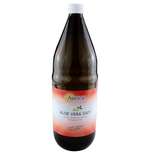 ALOE VERA SAFT Bio 100% 1000 ml