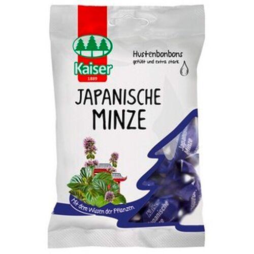 Kaiser Japanische Minze gefüllte Bonbons 90 g