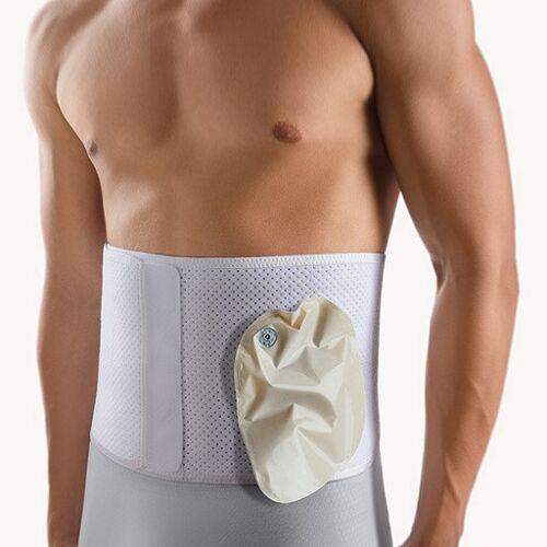 BORT Stoma-Bandage 22 cm M weiß 1 St