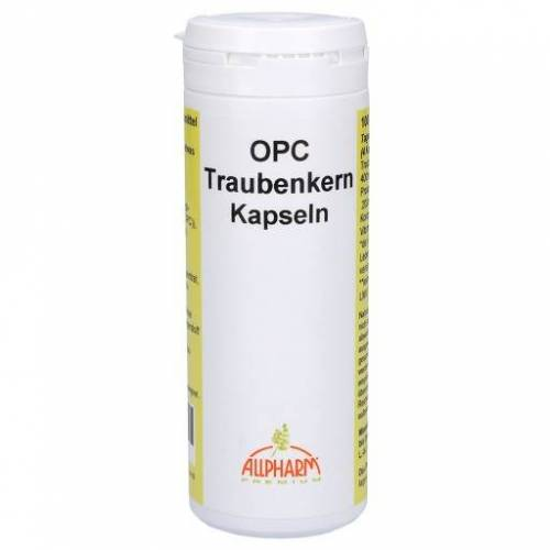 OPC TRAUBENKERN Kapseln 100 St
