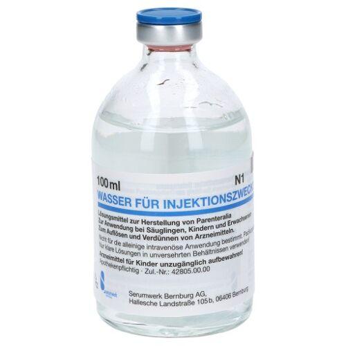 WASSER für Injektionszwecke 100 ml