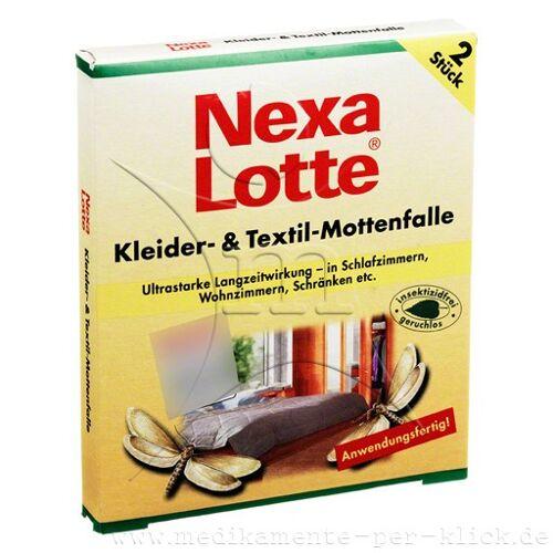 Nexa LOTTE Kleider- & Textil-Mottenfalle 2 St