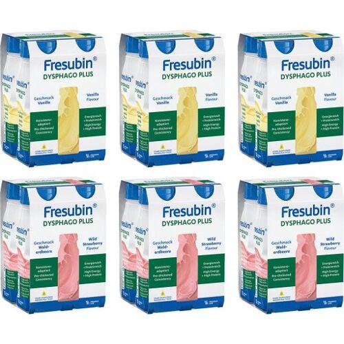 FRESUBIN dysphago plus Mischkarton 6X4X200 ml