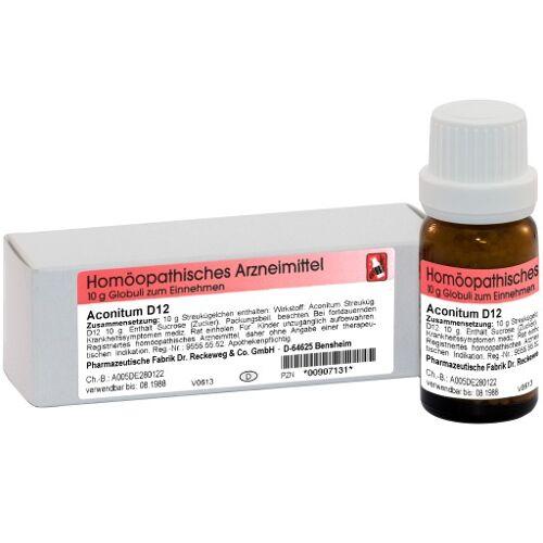 ACONITUM D 12 Globuli 10 g