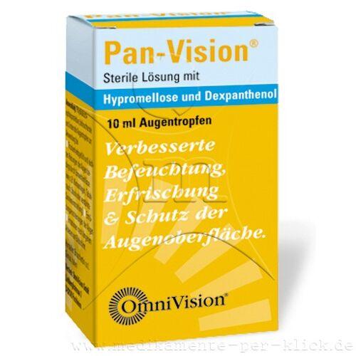 PAN-VISION Augentropfen 10 ml