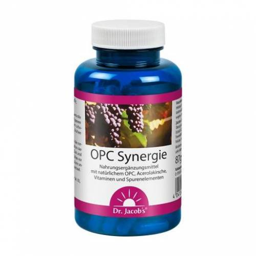OPC SYNERGIE Dr.Jacob's Kapseln 120 St