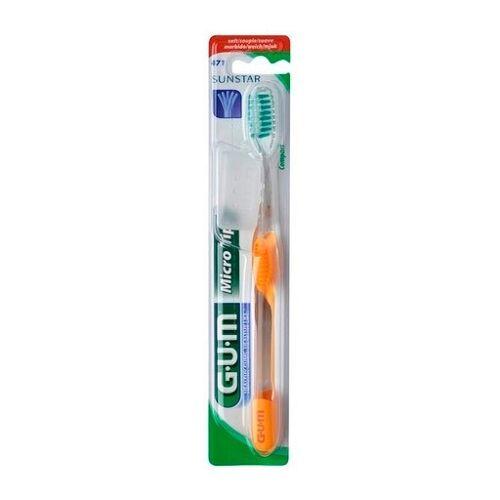 GUM MicroTip Zahnbürste soft 1 St