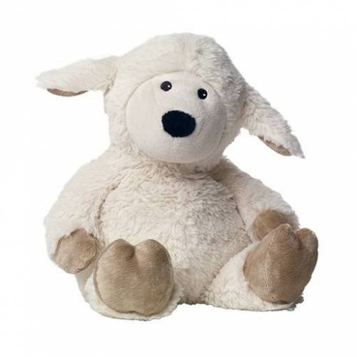 WÄRME STOFFTIER Beddy Bear Schaf beige 1 St