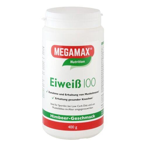 Quark EIWEISS 100 Himbeer Quark Megamax Pulver 400 g