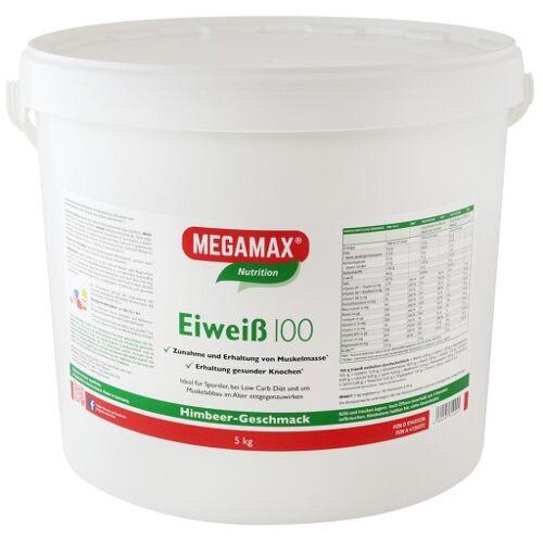 Quark EIWEISS 100 Himbeer Quark Megamax Pulver 5000 g