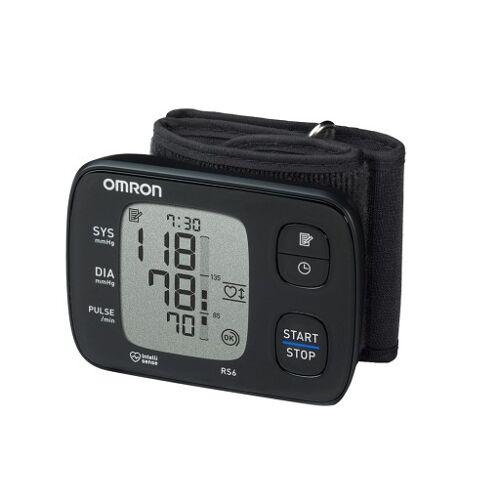 OMRON RS6 Handgelenk Blutdruckmessgerät 1 St