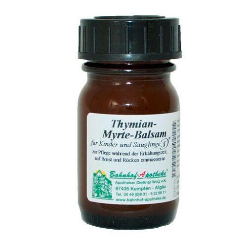 THYMIAN MYRTE Balsam für Kinder 50 ml