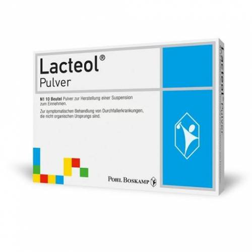 LACTEOL Pulver 10 St