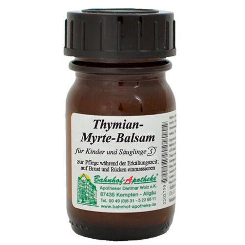 THYMIAN MYRTE Balsam für Kinder 30 ml