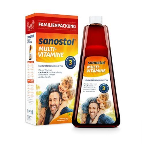 SANOSTOL Saft 780 ml