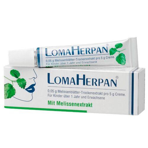 LOMAHERPAN Creme 5 g