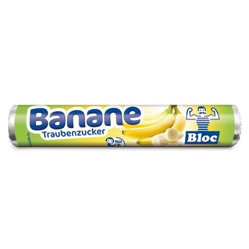 BLOC Traubenzucker Banane Rolle 1 St