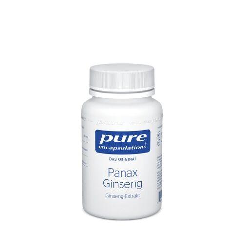 Pure ENCAPSULATIONS Panax Ginseng Kapseln 60 St