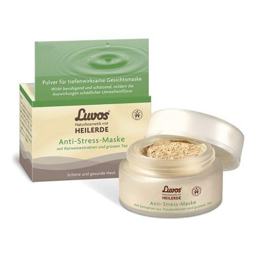 LUVOS Pulvermaske Anti Stress z.Anrühren 90 g
