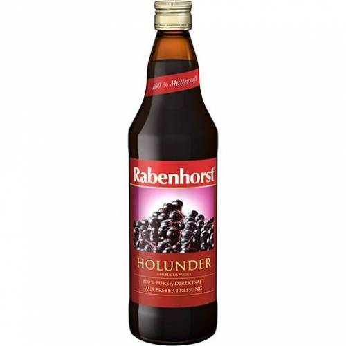 RABENHORST Holundersaft 700 ml