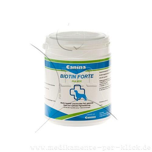 BIOTIN FORTE Pulver vet. 500 g