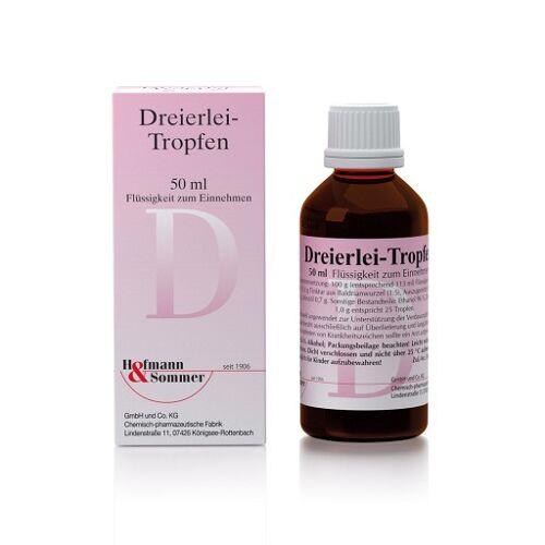 DREIERLEI Tropfen 50 ml