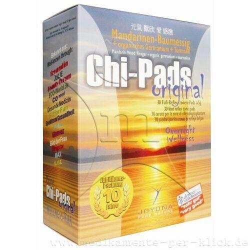 CHI-PADS Reflexzonenpflaster mit Mandarinen-Baumessig-Pulver 30X5 g