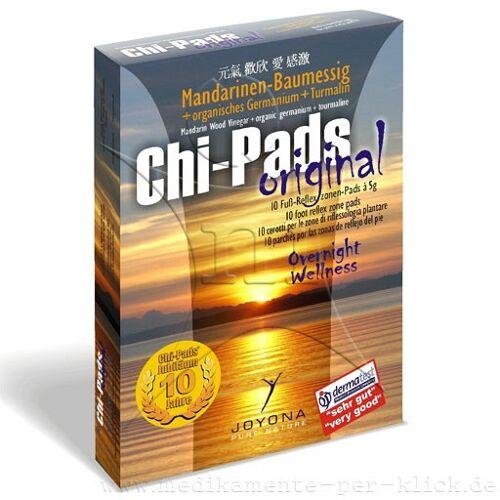 CHI-PADS Reflexzonenpflaster mit Mandarinen-Baumessig-Pulver 10X5 g