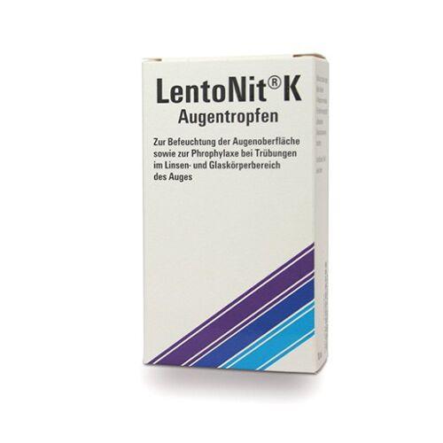 LENTO NIT K Augentropfen 10 ml