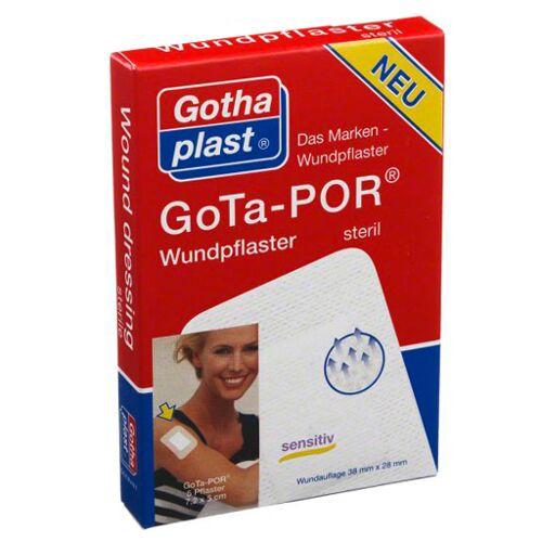 GOTA-POR Wundpflaster 5x7,2 cm steril 5 St