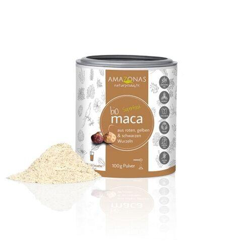 MACA 100% pur Bio Pulver 100 g