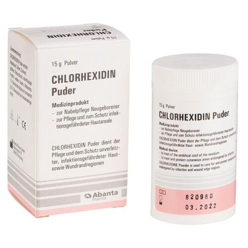 CHLORHEXIDIN Puder 15 g