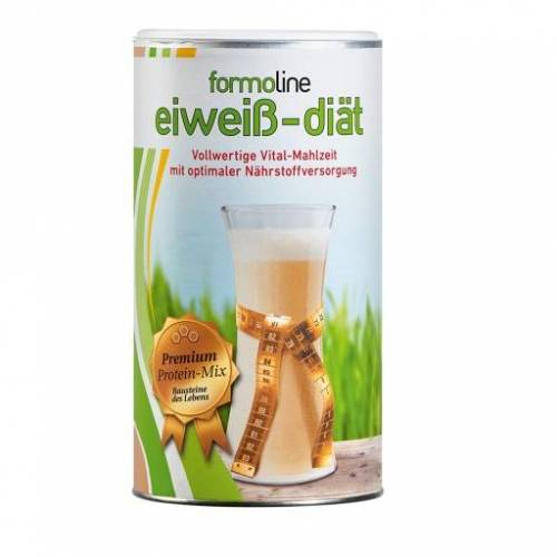 FORMOLINE Eiweiss Diaet Pulver 480 g