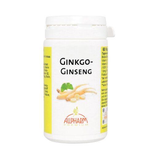 GINKGO+GINSENG Premium Kapseln 60 St