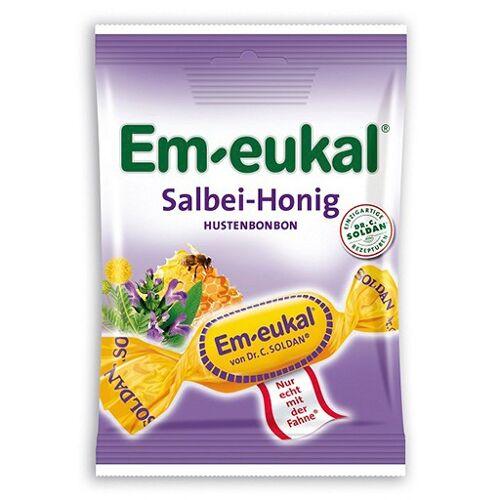 EM EUKAL Bonbons Salbei Honig zuckerhaltig 75 g