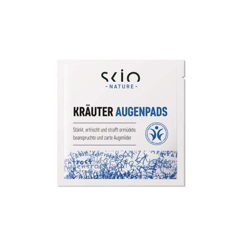 KRÄUTER AUGENPADS BDIH 15X6 ml