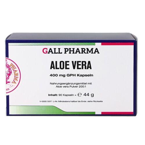 ALOE VERA 400 mg GPH Kapseln 90 St