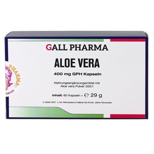 ALOE VERA 400 mg GPH Kapseln 60 St