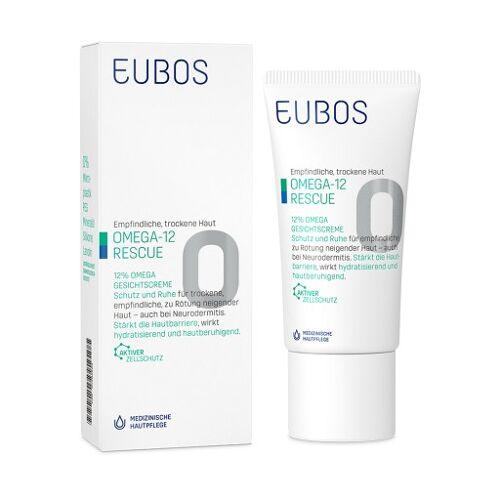 EUBOS OMEGA-12 RESCUE 12% OMEGA GESICHTSCREME 50 ml