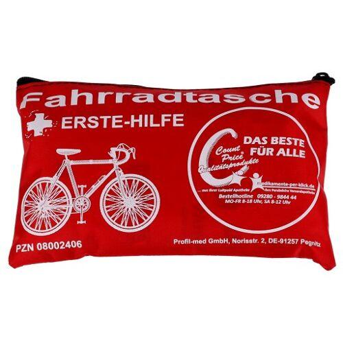 Count Price klick Fahrradtasche rot 1 St