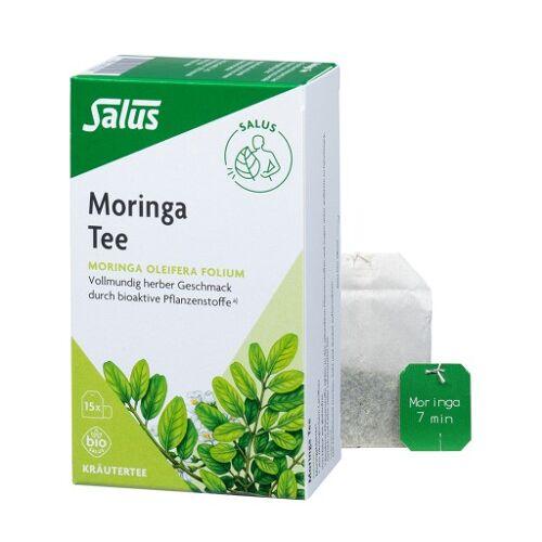 MORINGA TEE Bio Moringa oleifera folium Salus Fbtl 15 St