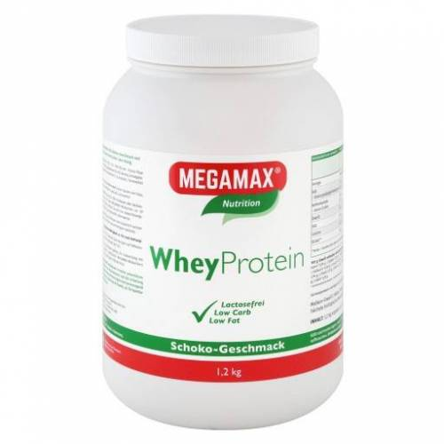 WHEYPROTEIN lactosefrei Schoko Pulver 1200 g