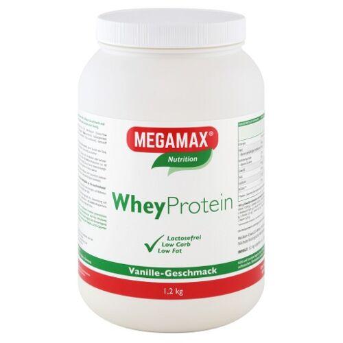 WHEYPROTEIN lactosefrei Vanille Pulver 1200 g