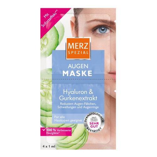 MERZ Spezial Augen Maske 4X1 ml