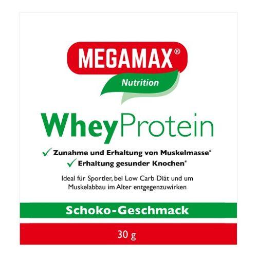 WHEYPROTEIN lactosefrei Schoko Pulver 30 g