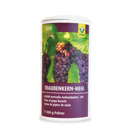 TRAUBENKERNMEHL Bio 300 g